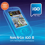 iGO 8 Европа для Windows Mobile