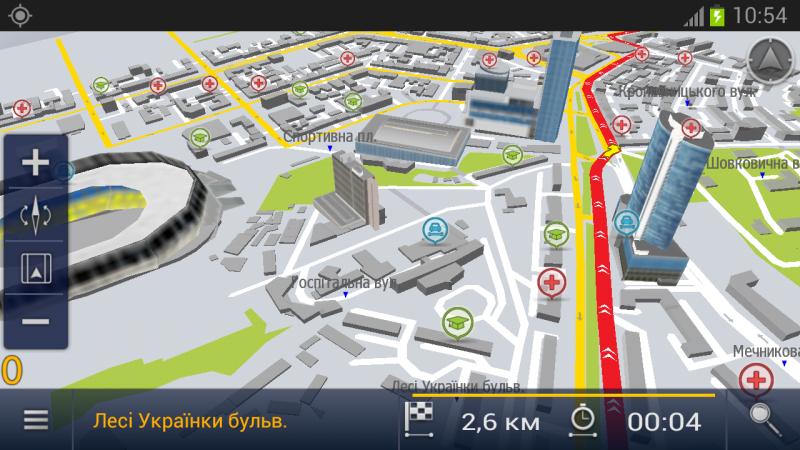 скачать карту украины на андроид - фото 9